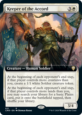 Keeper of the Accord - Extended Art