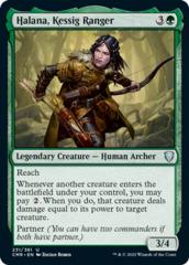 Halana, Kessig Ranger - Foil