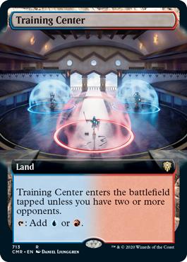 Training Center (Extended Art)