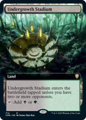 Undergrowth Stadium (Extended Art) - Foil