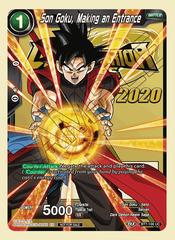 Son Goku, Making an Entrance (Event Pack 06) - BT7-100 - UC - Foil