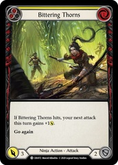 Bittering Thorns - Rainbow Foil