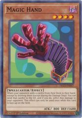 Magic Hand - DLCS-EN047 - Common - 1st Edition