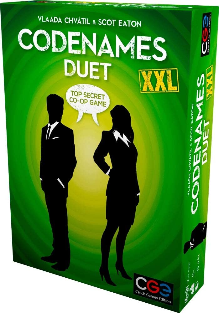 Codenames: Duet (XXL)