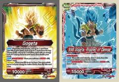Gogeta // SSB Gogeta, Prophet of Demise - BT11-001 - C