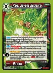 Kale, Savage Berserker - BT11-004 - R