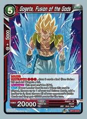 Gogeta, Fusion of the Gods - BT11-013 - R - Foil