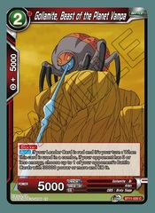 Goliamite, Beast of the Planet Vampa - BT11-020 - C - Foil