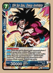 SS4 Son Goku, Energy Annihilator - BT11-049 - R