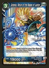 Gotenks, Return of the Reaper of Justice - BT11-056 - UC