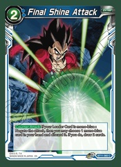 Final Shine Attack - BT11-060 - C - Foil
