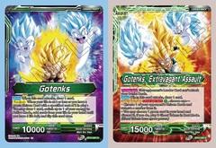 Gotenks // Gotenks, Extravagant Assault - BT11-061 - C - Foil
