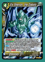 Eis Shenron, the Diabolic - BT11-111 - R