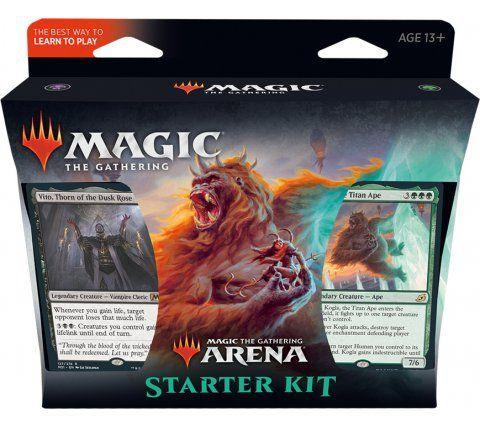 Arena Starter Kit - Kogla, the Titan Ape Cover