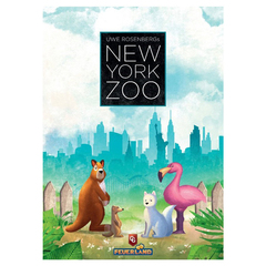 New York Zoo With Promo
