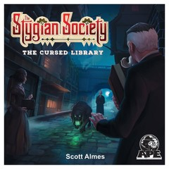 The Stygian Society: The Cursed Library Expansion