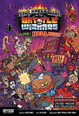 Epic Spell Wars of the Battle Wizards VI: Hijinx at Hell High