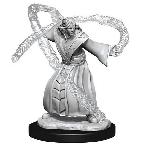 D&D Nolzurs Marvelous Miniatures - Elf Wizard Male (Wave 13)