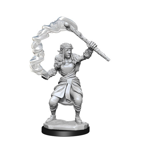 D&D Nolzurs Marvelous Miniatures - Firbolg Druid Female (Wave 13)