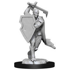 D&D Nolzurs Marvelous Miniatures - Warforged Fighter Male (Wave 13)