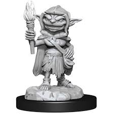 Pathfinder Deep Cuts: Goblin Rogue Female