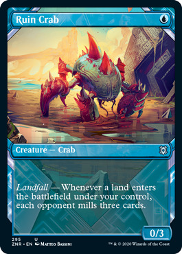 Ruin Crab - Showcase