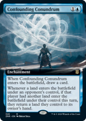Confounding Conundrum - Extended Art