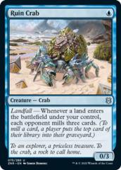Ruin Crab - Foil
