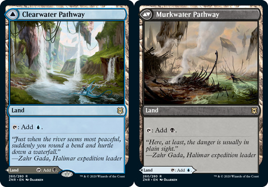 Clearwater Pathway // Murkwater Pathway