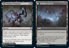 Pelakka Predation // Pelakka Caverns - Foil