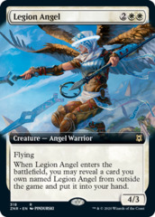 Legion Angel - Foil - Extended Art