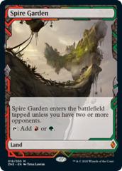 Spire Garden - Foil