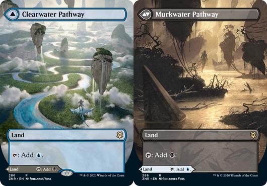Clearwater Pathway // Murkwater Pathway - Borderless