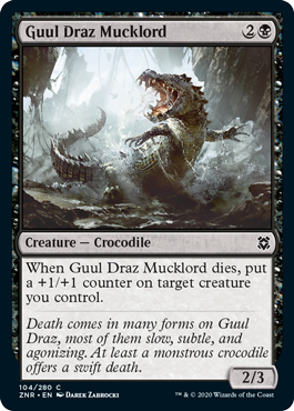 Guul Draz Mucklord - Foil