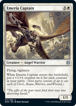 Emeria Captain - Foil