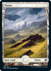 Plains (268) - Full Art - Foil