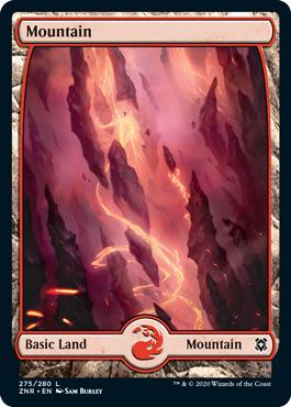 Mountain (275) - Foil