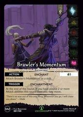 Brawler's Momentum