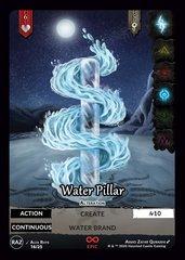 Water Pillar E16