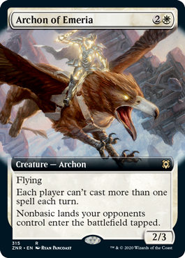Archon of Emeria - Extended Art