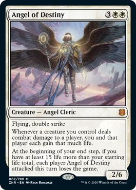 Angel of Destiny - Foil