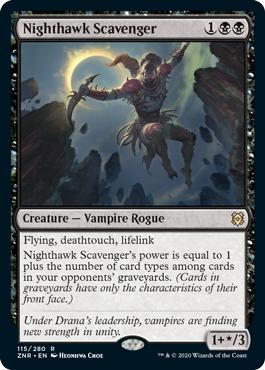 Nighthawk Scavenger - Foil