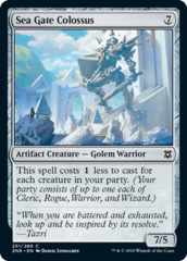 Sea Gate Colossus - Foil