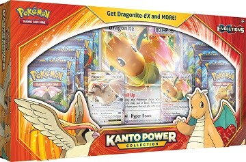 Kanto Power Collection - Dragonite EX