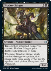 Shadow Stinger - Foil