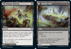 Malakir Rebirth // Malakir Mire - Foil