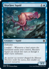 Skyclave Squid - Foil