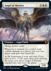 Angel of Destiny - Extended Art