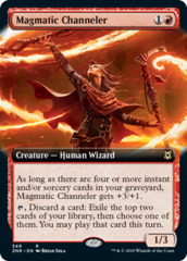 Magmatic Channeler - Foil - Extended Art