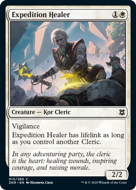 Expedition Healer